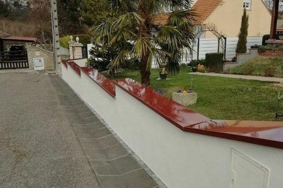 Poser une couvertine en alu à Clermont-Ferrand